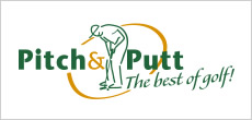 logo pitch en putt